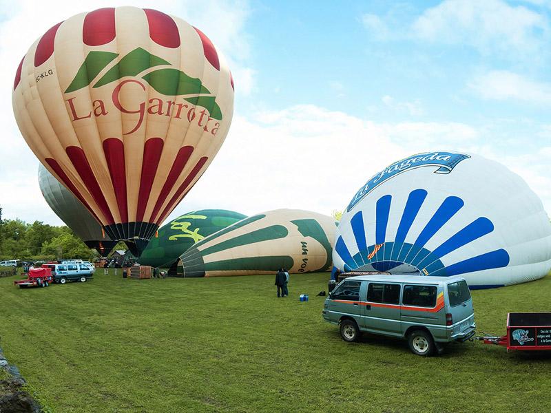 kairos regalem vol en globus